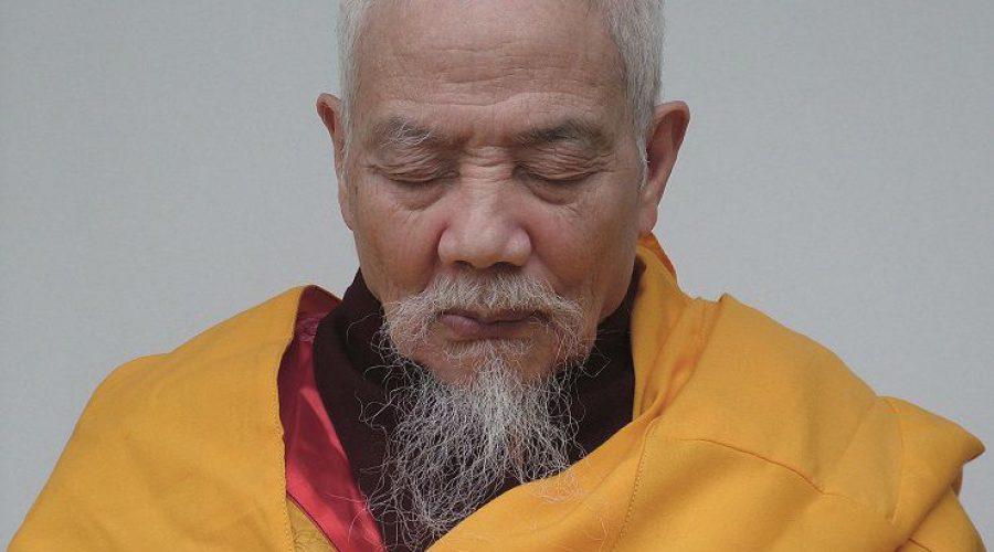 Announcement No. 20180105: Buddha Transmits Senior Monk True Dharma and the Shengzun Again Leaves Miracle